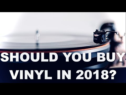 The Comeback of Vinyl!