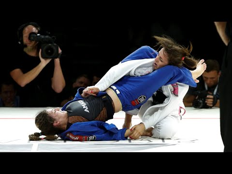 MACKENZIE DERN vs MICHELLE NICOLINI | UFC vs ONE FC Greatest Female BJJ Match ever!