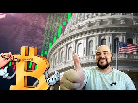 ¡¡Importante Congreso de Estados Unidos Avala el Uso de Bitcoin y Blockchain!!