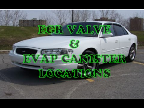 egr valve evap canister location on buick regal egr valve evap canister location on buick regal
