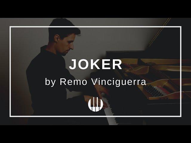 Joker by Remo Vinciguerra