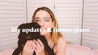 Life Updates & Future Plans | New Office, Baby Chat & Getting Honest