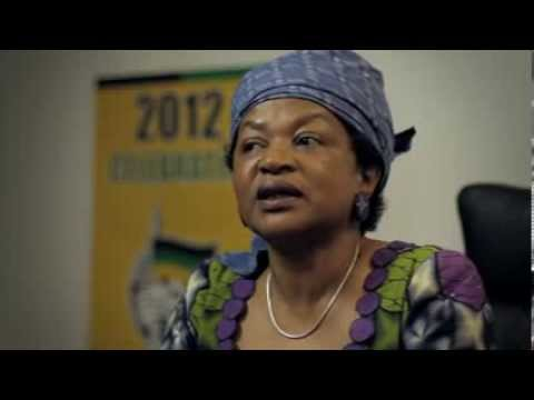 Living Legends 2012 Interview: BALEKA MBETE