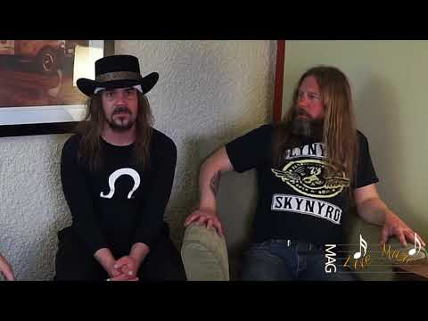 Interview with Swamp Music (Lynyrd Skynyrd tribute band)