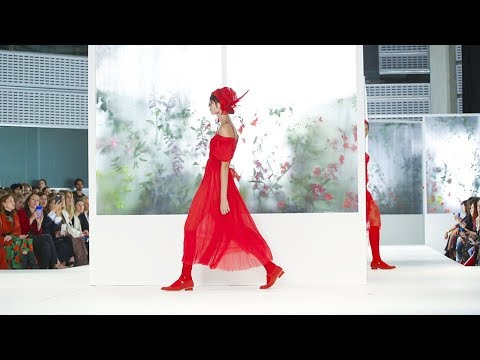 Preen by Thornton Bregazzi | Spring Summer 2018 Full Fashion Show | Exclusive