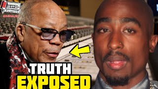 2Pac's Brother On The Alleged DELETED Audio Of Pac Saying Quincy Jones Made A Sexual Advance At 2Pac