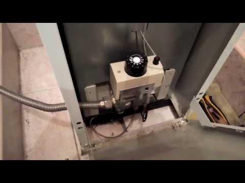 почему гаснет газовый котел конорд