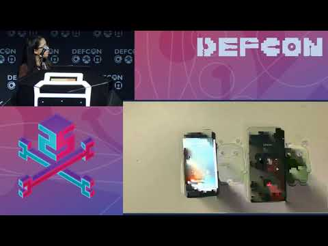 DEF CON 25 - Yuwue Zheng, Lin Huang - Ghost Telephonist Impersonates You Through LTE CSF