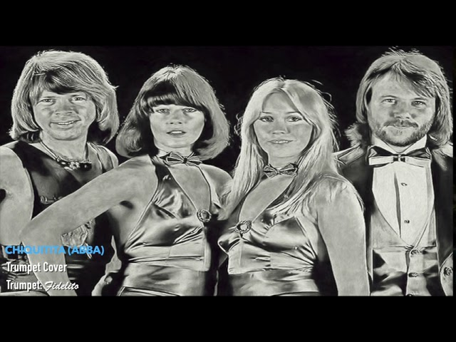 Chiquitita (ABBA) - Trumpet Cover