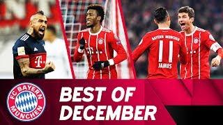 Dortmund✔️ Bundesliga Leader✔️ - Bayern's victorious year-end closing❄️   Best of December