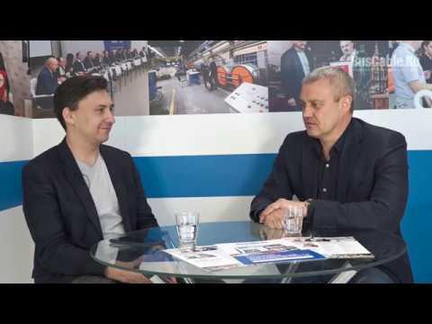 Интервью с руководителем Калужского кабельного завода на Cabex 2019