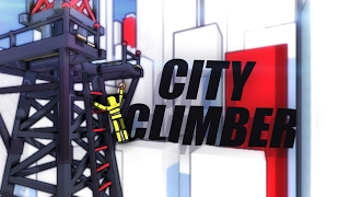 CLIMBING 100,000 FEET TO SAVE A CAT!?!! - City Climber (Game / Gameplay)