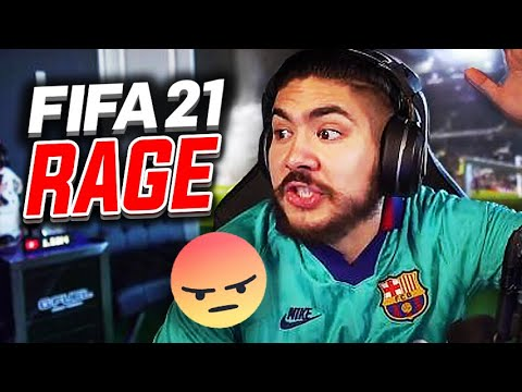FIFA 21 ULTIMATE RAGE COMPILATION!!😡 |