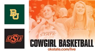 Cowgirl Basketball vs. Baylor