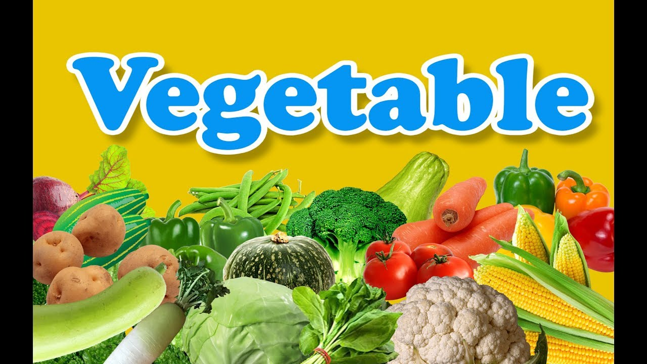 Vegetable Names with Pictures | Different Types Of Vegetables | Healthy  Vegetables | Kids Learning