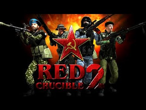 (น.13+)Red Crucible 2 EP.2 Base Camp โหมดฝึกหัด (No Microphone) (Game Web y8)