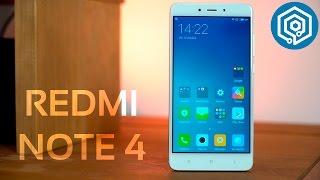 Xiaomi Redmi Note 4 | Review con la ROM en español