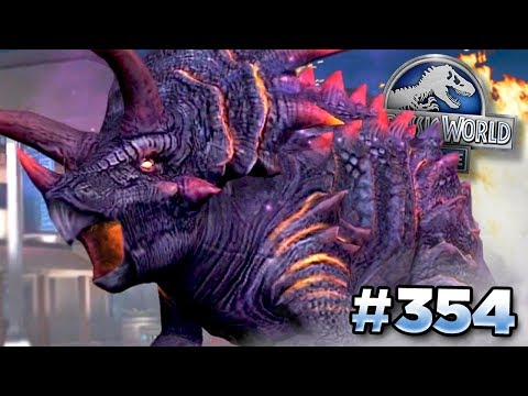NEW BOSS MEGA TRIKE!!! || Jurassic World - The Game - Ep354 HD