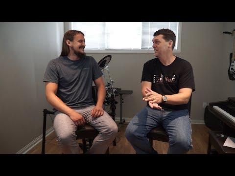 Interview with Trent Joel Bloch-Hansen from Artificial Lift