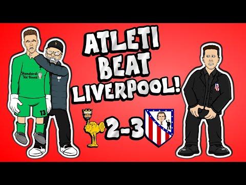 🤬ADRIAN!🤬 Liverpool vs Atleti 2-3 (Highlights Song Champions League 2020 Morata Llorente Goals)