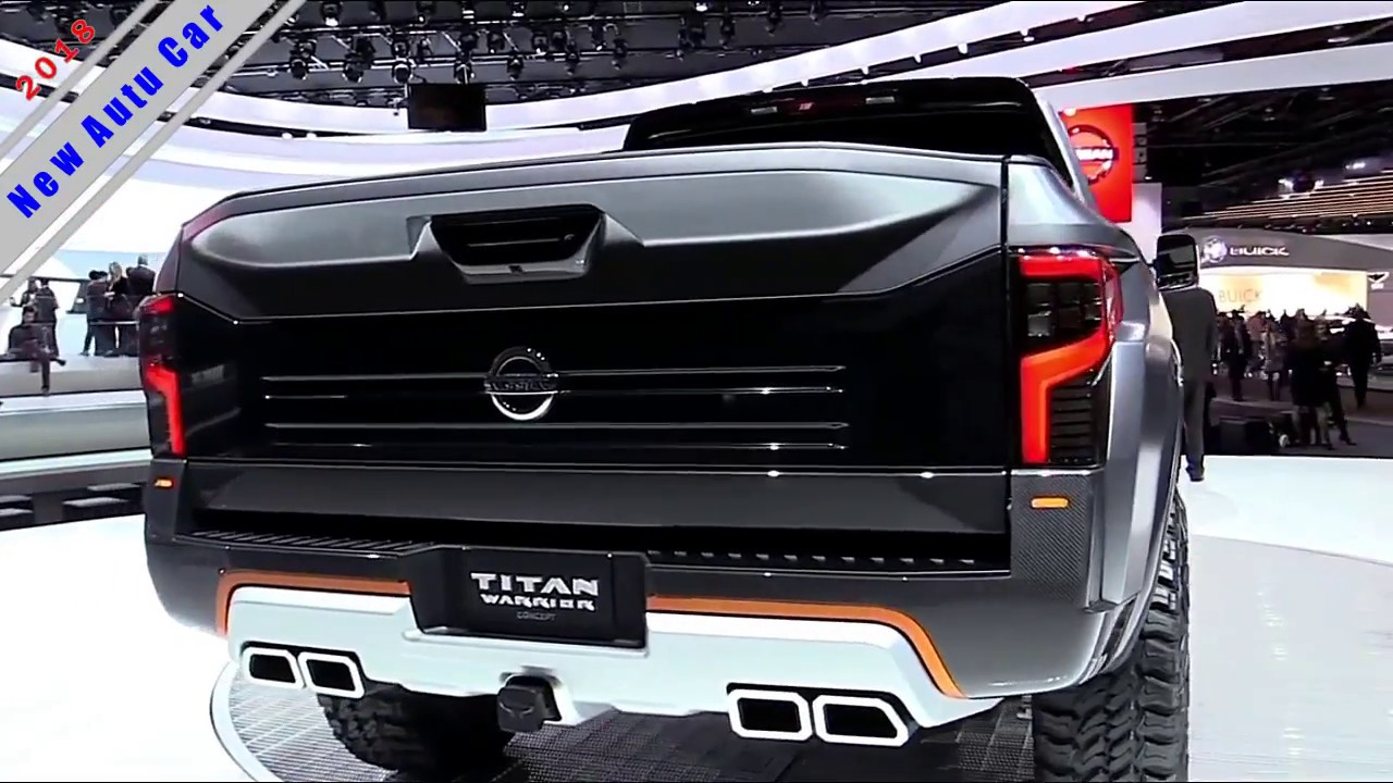 New 2018-2019 Nissan Titan Warrior Top Reviews (eps5 ...