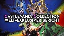 Alles was ihr zur Castlevania Anniversary Collection wissen müsst