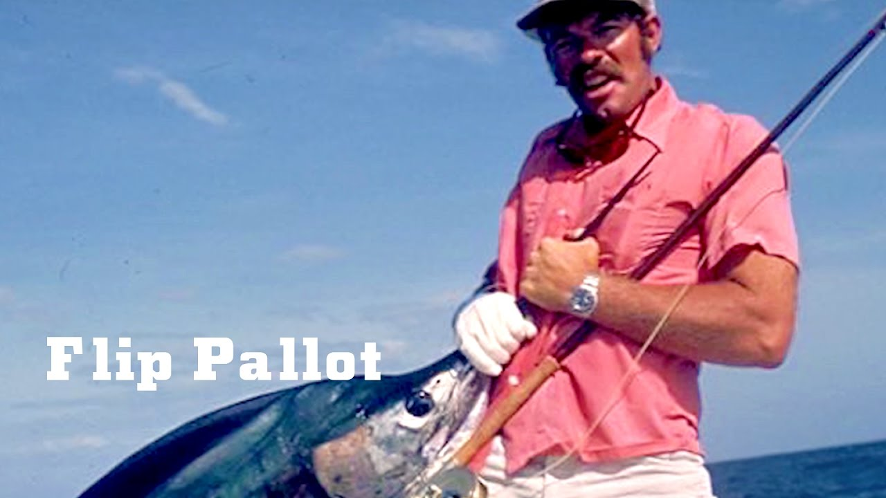 Yeti presents flip pallot legendary fly fishing guide for Fly fishing guide jobs