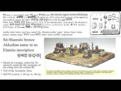 Indus Script is a Knowledge System