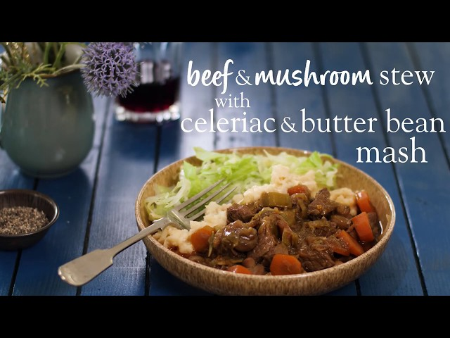 Slimming World Syn Free beef and mushroom stew recipe