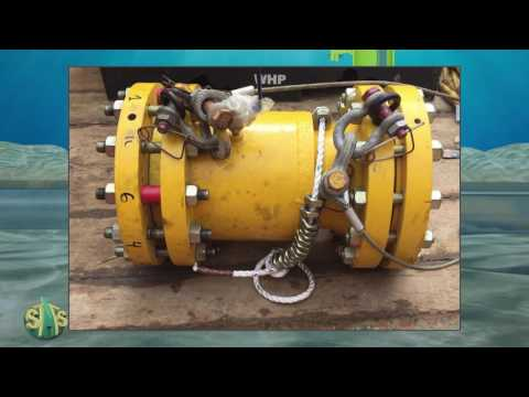"8"" Subsea Pipeline Isolation And Repair"