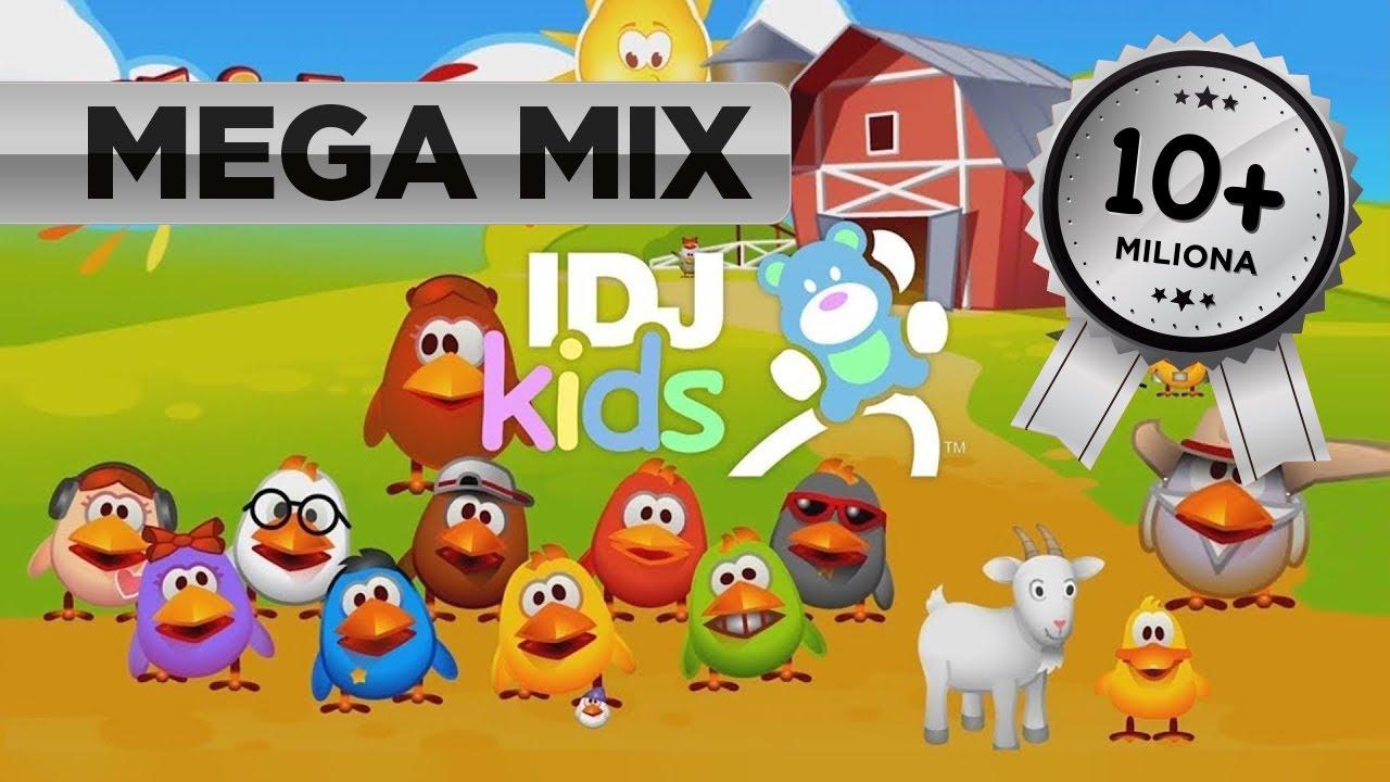 Download PILICI // NAJLEPSE DECIJE PESME // MEGA MIX // @IDJKids