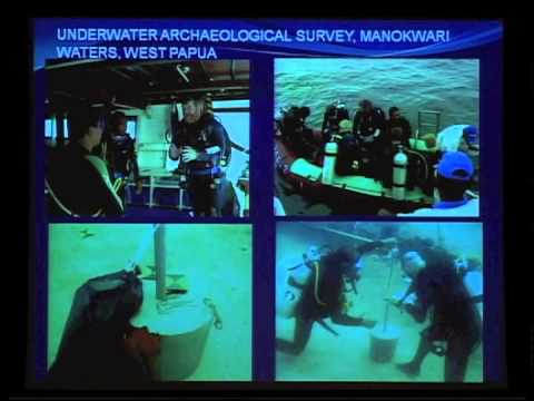 Underwater Archaeology in Indonesia: Experiences & Prospects