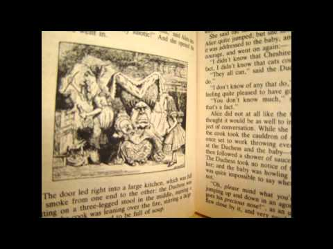 100 Books You Must Read - #49 - Alice's Adventures In Wonderland by Lewis Carroll