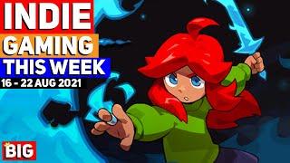 Indie Gaming This Week: 16 - 22 Aug 2021