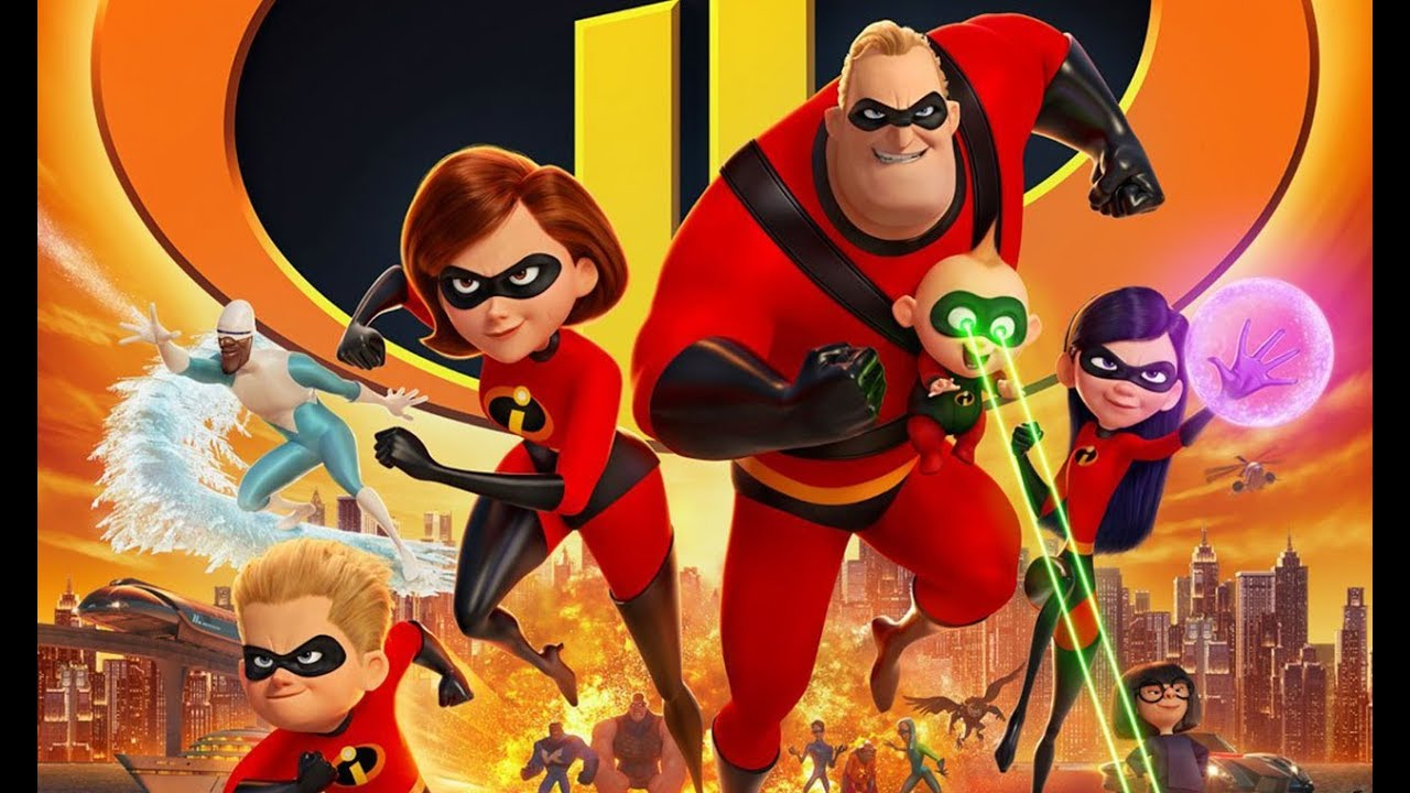 The Incredibles 2 Trailer (2018) Craig T. Nelson. Holly Hunter. Samuel L. Jackson - YouTube