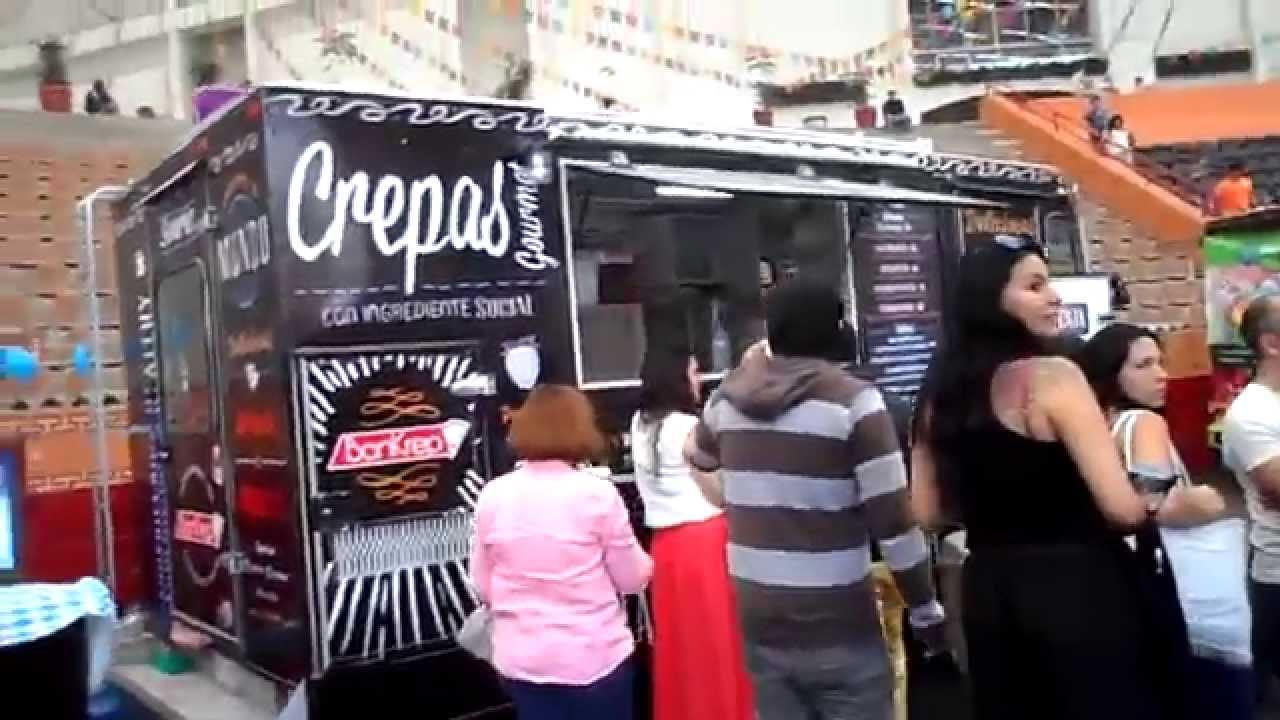 Food Trucks De Mexico