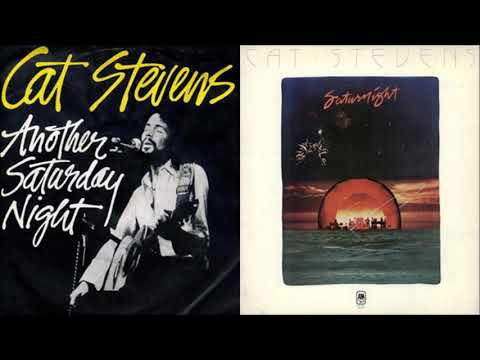 Cat Stevens - Another Saturday Night (1974)