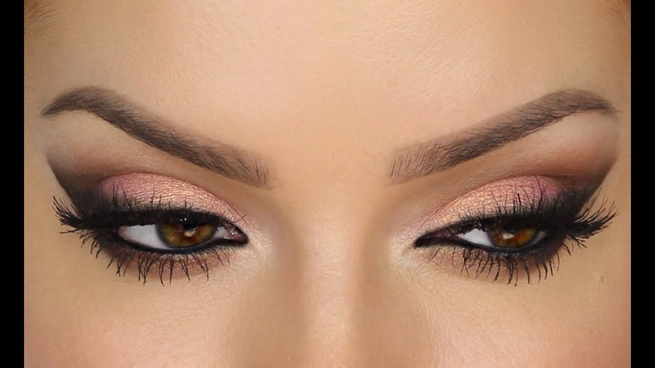How To Make Cat Eyes With Eyeshadow