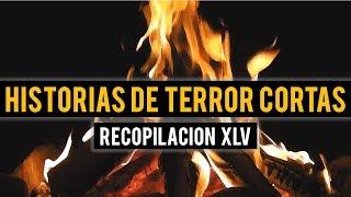 Historias De Terror Cortas Vol. 45 (Relatos De Horror)