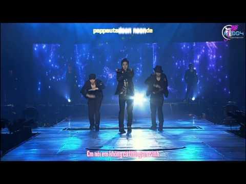 [Kara + Vietsub] Kim Hyun Joong - Please Be Nice To Me @Persona In Seoul Encore Concert