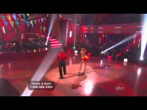 Hines Ward & Kym Johnson Dancing with the Stars salsa F4