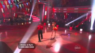 Hines Ward & Kym Johnson Dancing with the Stars salsa F4