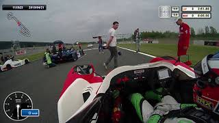 Nogaro 2019 Course 1 Sprint Cup By Funyo Renaud MALINCONI Funyo SP05