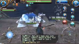 Toram Online: Famine and Iyasuna Duo All Raids
