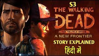 The Walking Dead Season 3 Story Explained In Hindi
