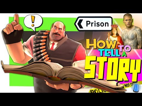 TF2: How To Tell A Story [Voice Chat]