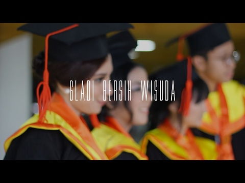 Gladi Bersih Wisuda UI - Universitas Indonesia 02 Februari 2017 I VLOG #13