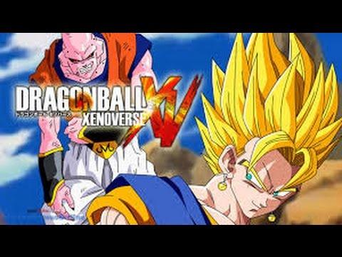 Dragon Ball Xenoverse, How to get Vegito Clothes, Ki Blast Based