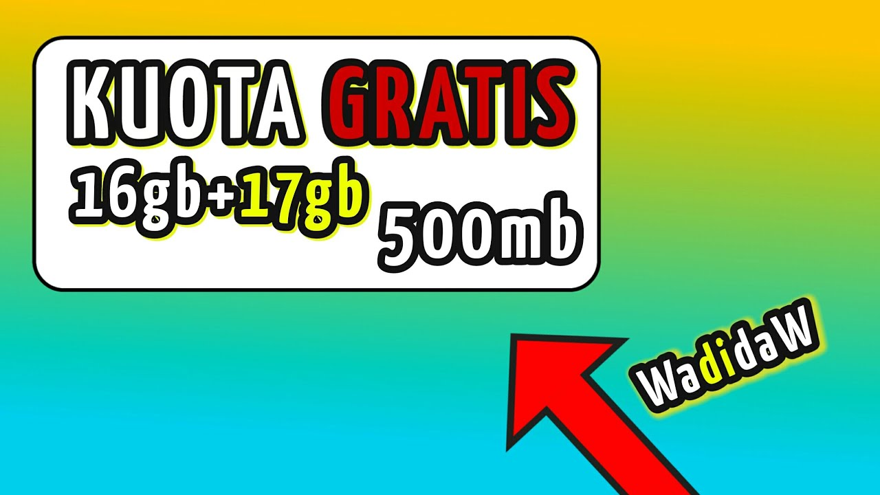 BONGKAR? dial KUOTA GRATIS INDOSAT terbaru 14gb tanpa Batas