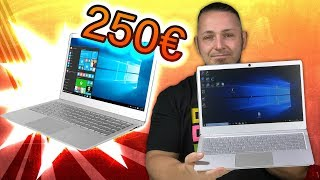 JUMPER EZBOOK X4 💻 Das billigste Notebook? [Review, Technik, German, Deutsch]